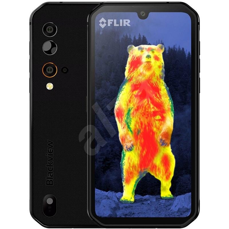 Blackview GBV9900 Pro Thermo - Mobilní telefon