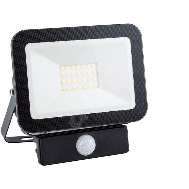IMMAX LED reflektor Slim 20W s pohybovým čidlem - LED reflektor