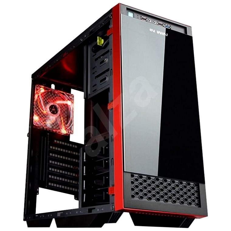 IN WIN 503 černá - Počítačová skříň