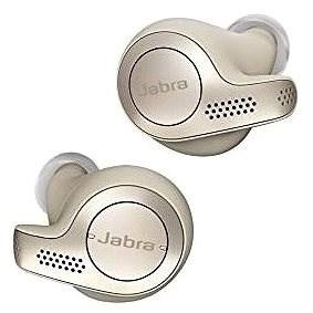 Jabra Elite 65t béžově zlatá - Bezdrátová sluchátka