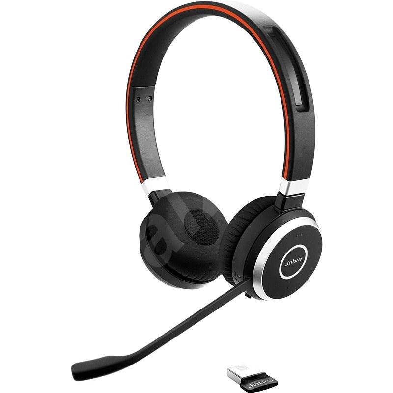 Jabra Evolve 65 MS Stereo - Sluchátka