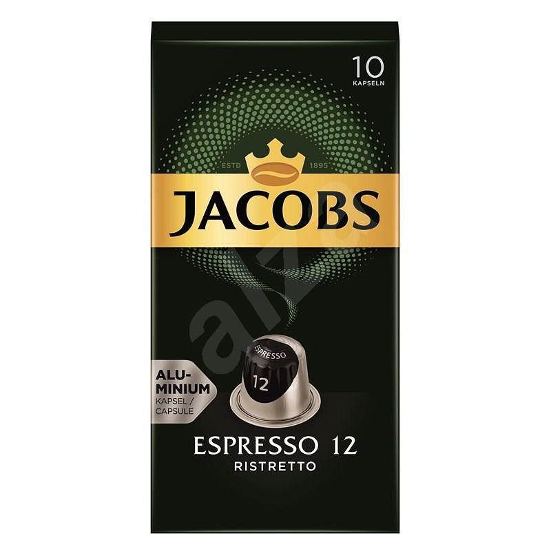 Jacobs Espresso Ristretto 10ks - Kávové kapsle