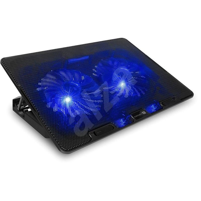 CONNECT IT FrostBreeze, černá - Chladící podložka