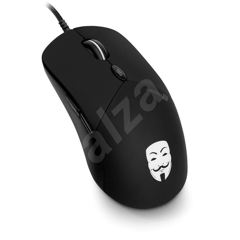 CONNECT IT ANONYMOUSE - Herní myš