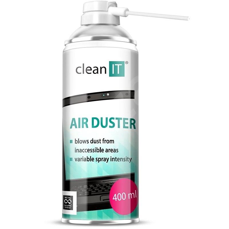 CLEAN IT Stlačený plyn 400ml - Čisticí prostředek