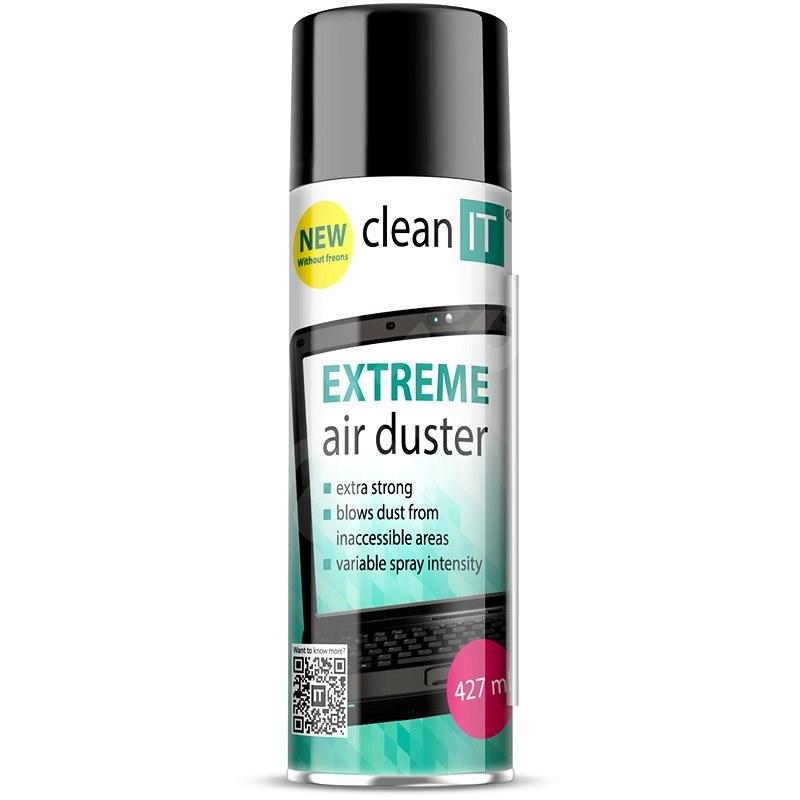 CLEAN IT CL-136 EXTREME stlačený plyn 500g - Eko čisticí prostředek