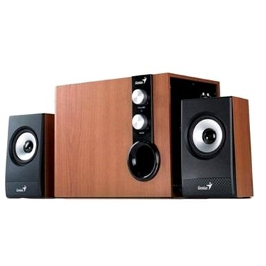 Genius SW-HF 2.1 1205 barva dřeva - Reproduktory