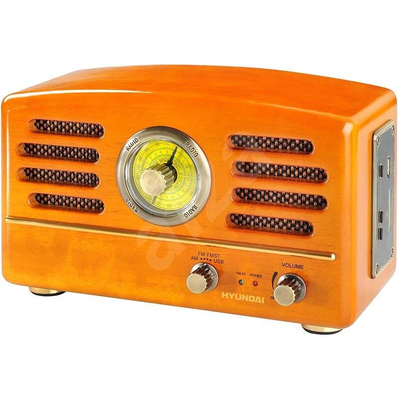 Hyundai RA 302 SUD - Rádio