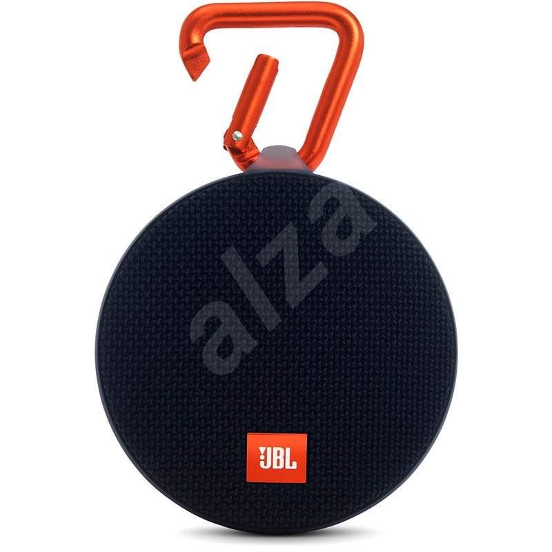 JBL Clip 2 černý - Bluetooth reproduktor