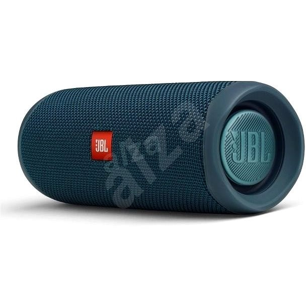 JBL Flip 5 modrý - Bluetooth reproduktor