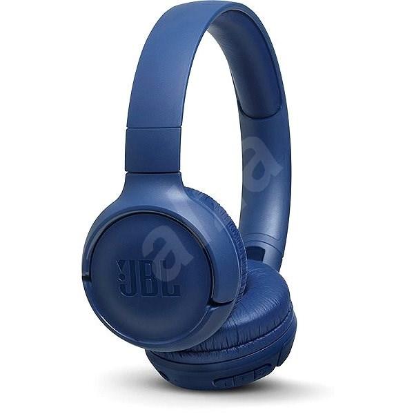 JBL Tune 500BT modrá - Bezdrátová sluchátka
