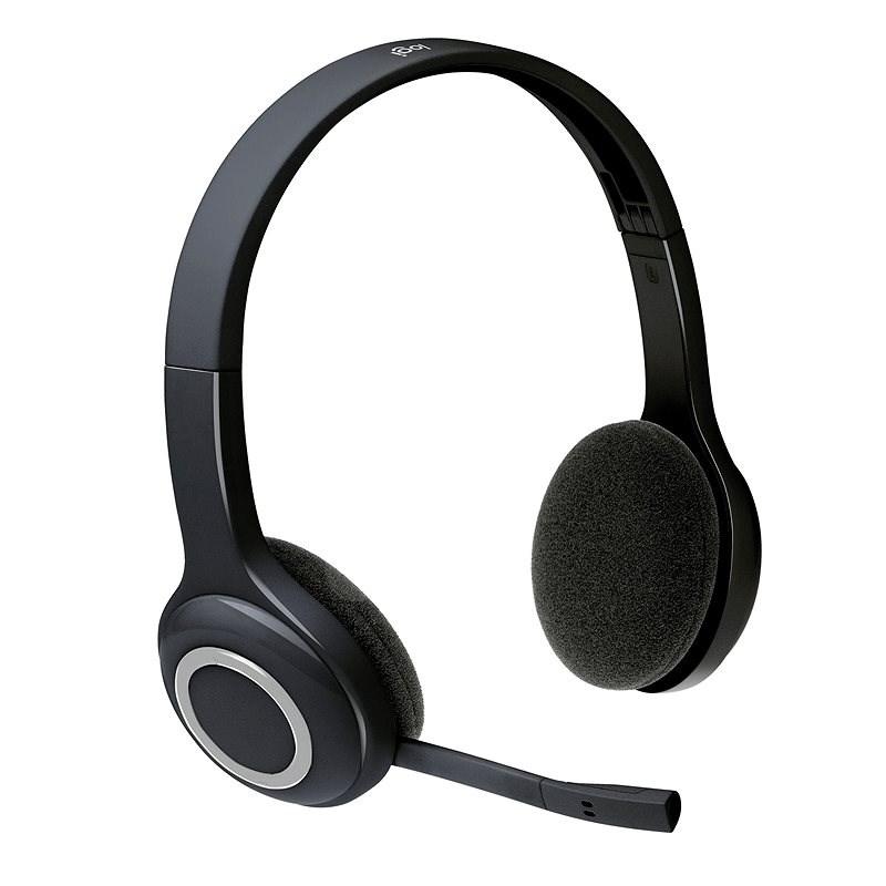Logitech Wireless Headset H600 - Bezdrátová sluchátka