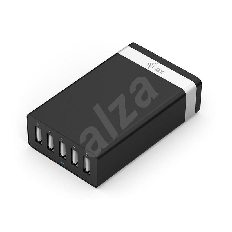 I-TEC Smart USB 5 Port Charger  - Nabíjecí stanice