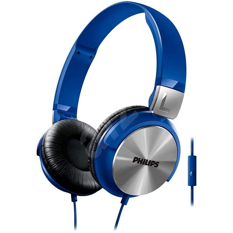 Philips SHL3165BL modrá - Sluchátka