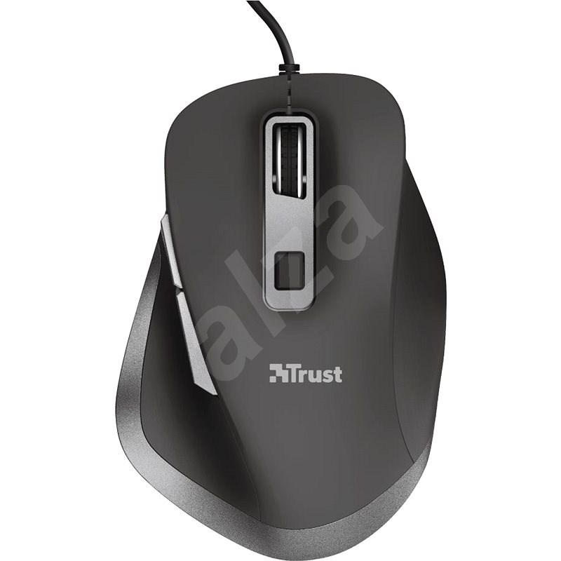 Trust Fyda Wired Comfort Mouse - Myš