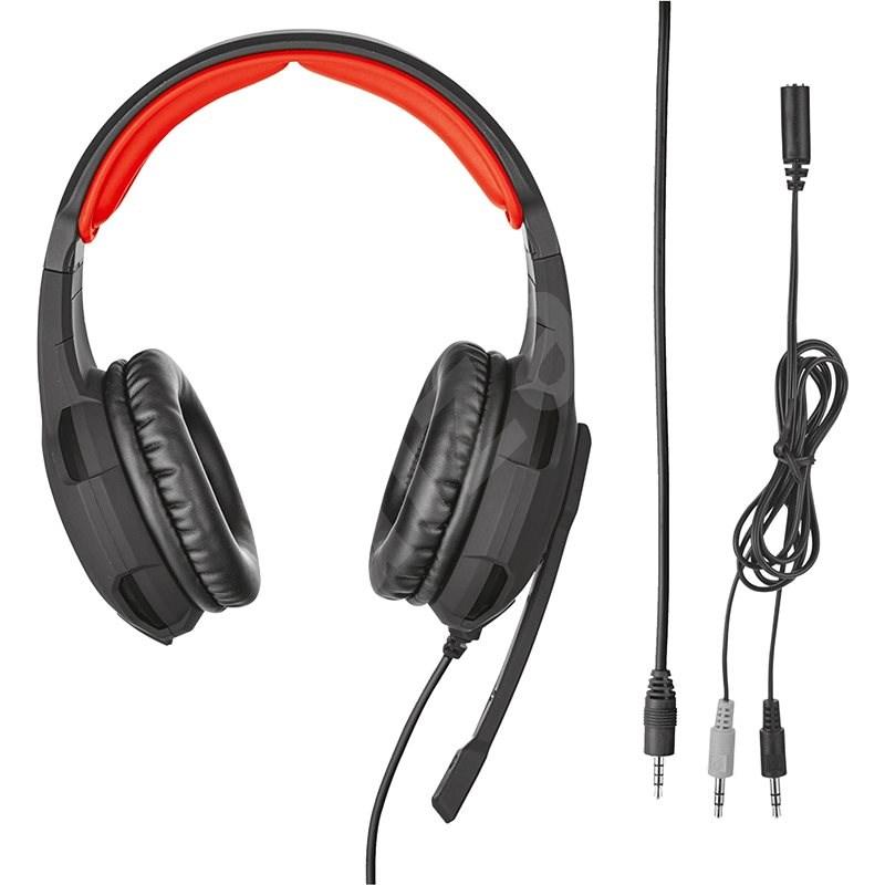 Trust GXT 310 - Herní sluchátka