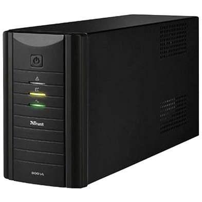 Trust Oxxtron 800VA UPS  - Záložní zdroj