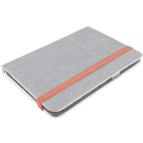 Trust Premium Folio Stand - šedé - Pouzdro na tablet