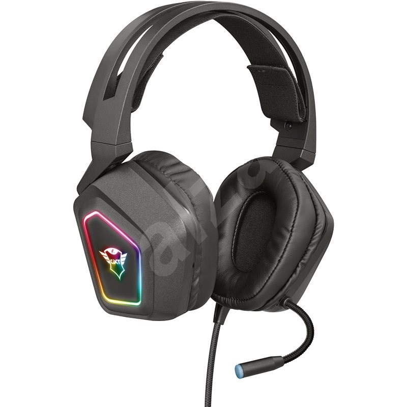 Trust GXT 450 Blizz 7.1 RGB - Herní sluchátka