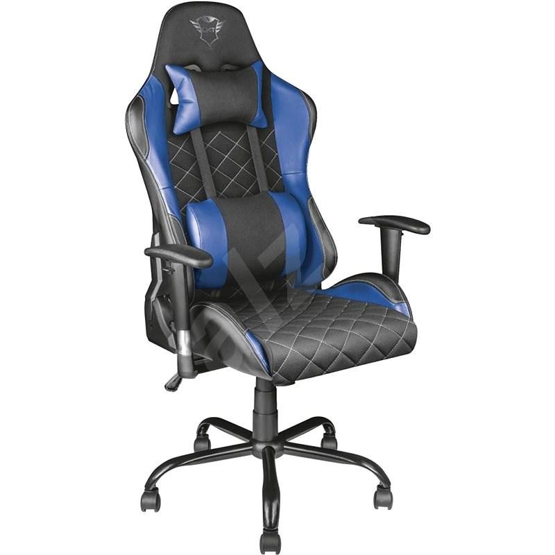Trust GXT 707B Resto Gaming Chair Blue - Herní židle