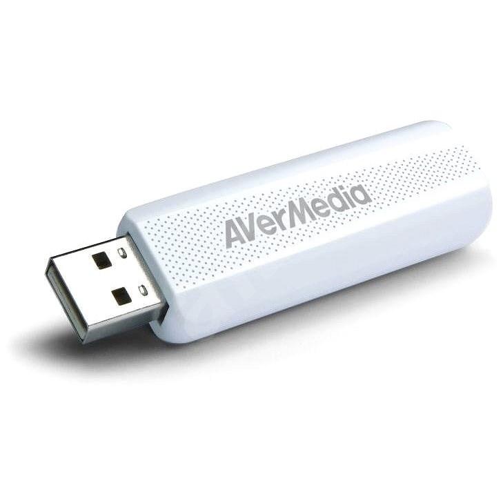 AVerMedia TV TD310 - Externí USB tuner