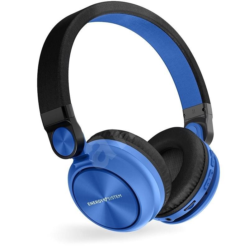 Energy Sistem Headphones BT Urban 2 Radio Indigo - Bezdrátová sluchátka