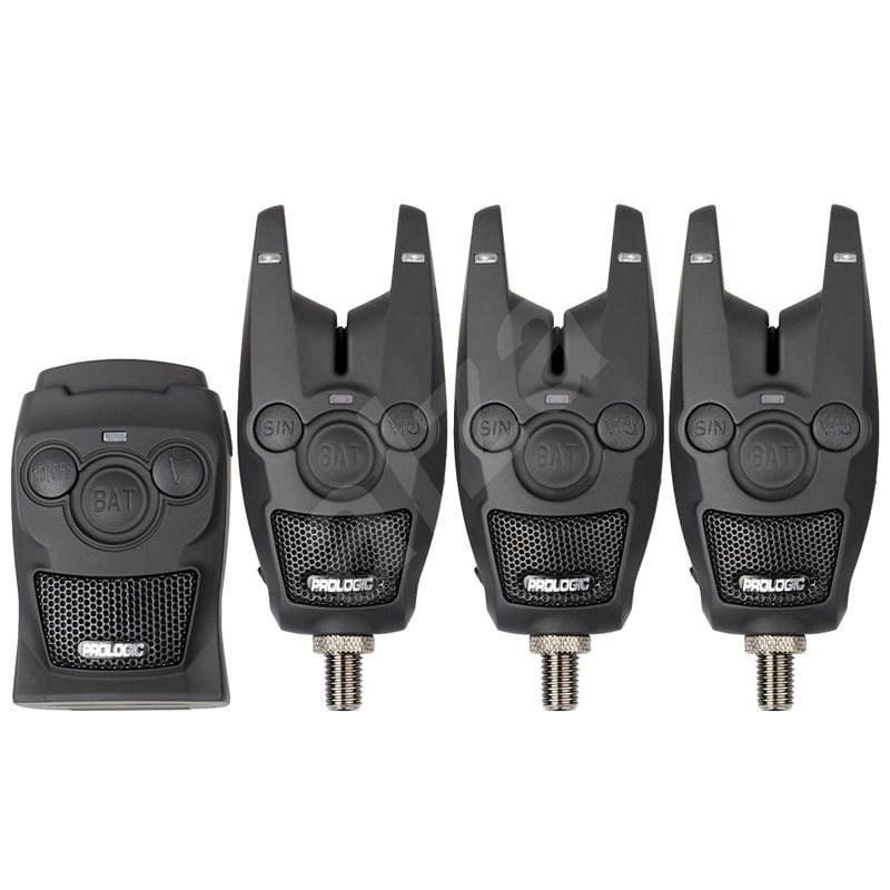 Prologic BAT+ Bite Alarm Set 3+1 - Sada hlásičů