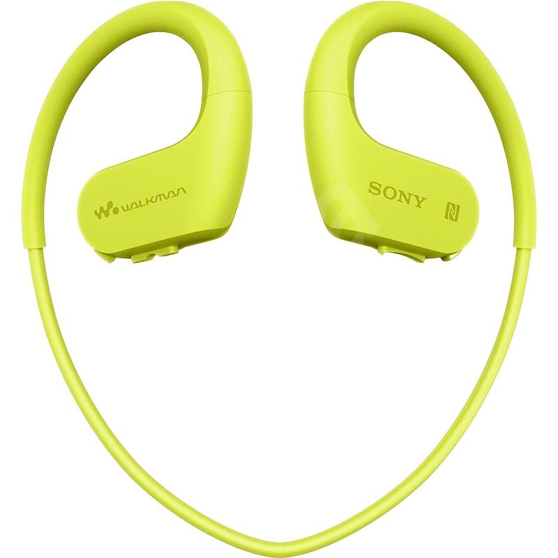 Sony WALKMAN NWW-S623G zelený - MP3 přehrávač