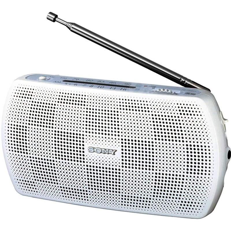 Sony SRF-18W - Rádio