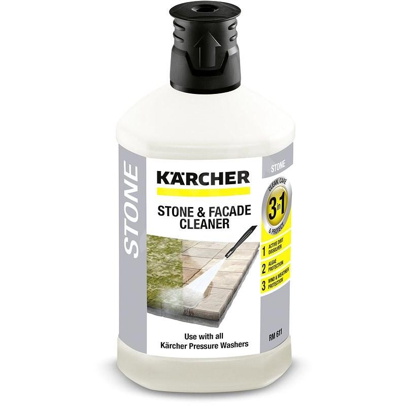 KÄRCHER 3-in-1 Stone and Facade Cleaner - Pressure Washer Detergents