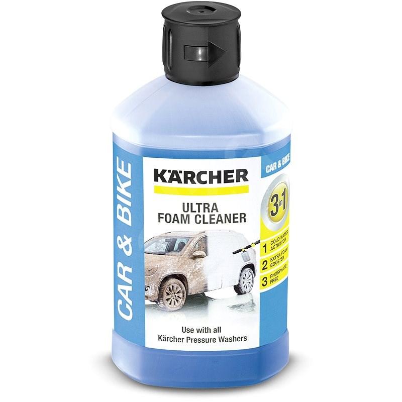 KÄRCHER Ultra pěnový čistič - Chemie pro tlakové myčky