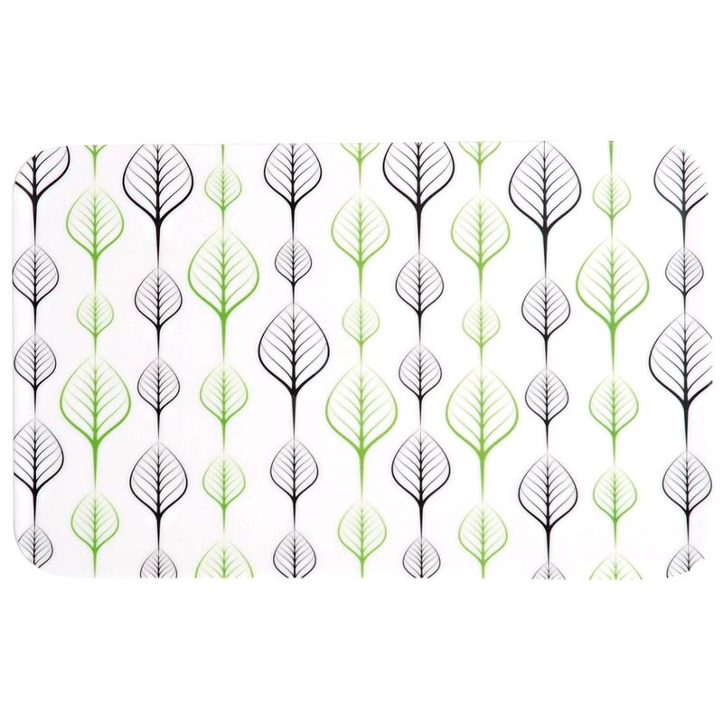 Kesper Dekorativní deska, Listy 30x19 cm - Krájecí deska