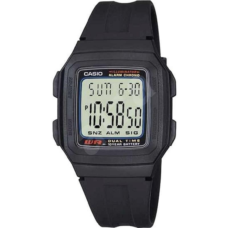 CASIO F 201-1 - Pánské hodinky