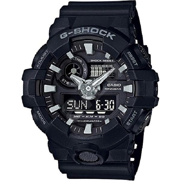 CASIO G-SHOCK GA 700-1B - Pánské hodinky