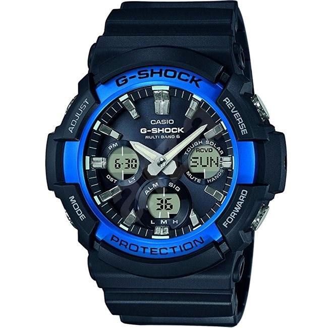 CASIO G-SHOCK GAW 100B-1A2 - Pánské hodinky