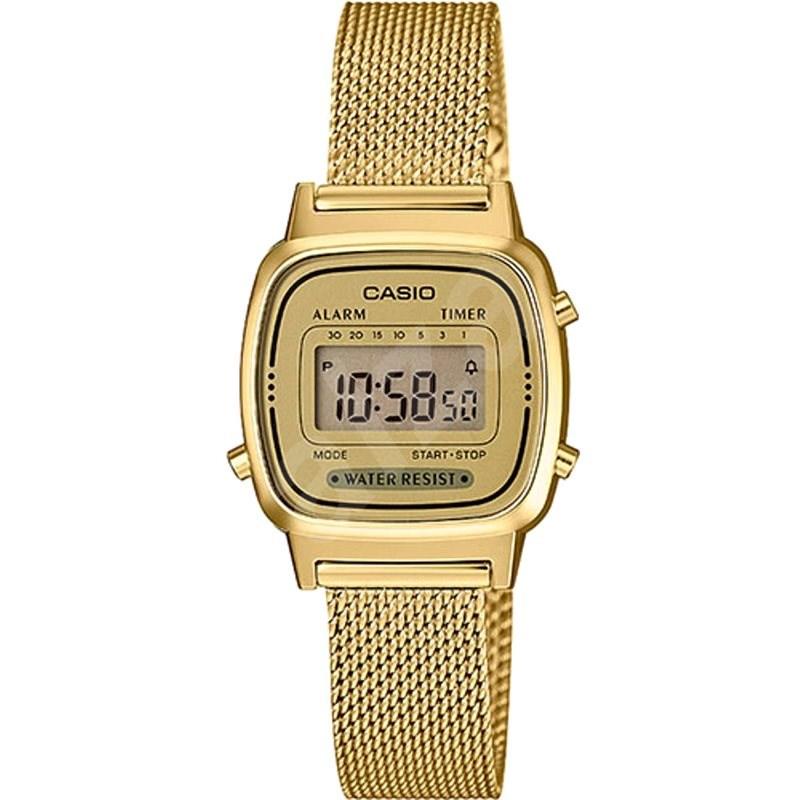 CASIO LA 670WEMY-9          - Dámské hodinky