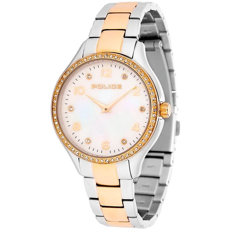 POLICE Ladies PL14674BSTG/28M - Dámské hodinky