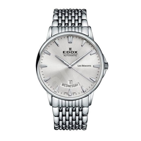 EDOX Les Bémonts 83015 3M BIN - Pánské hodinky