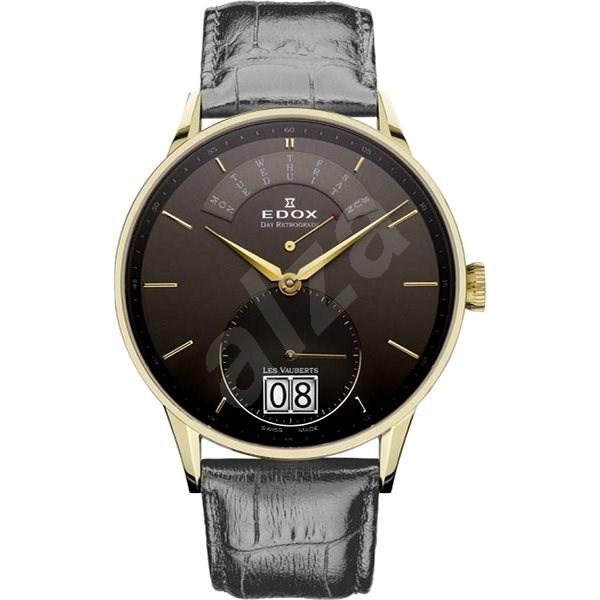 EDOX Les Vauberts 34005 37JG GID - Pánské hodinky