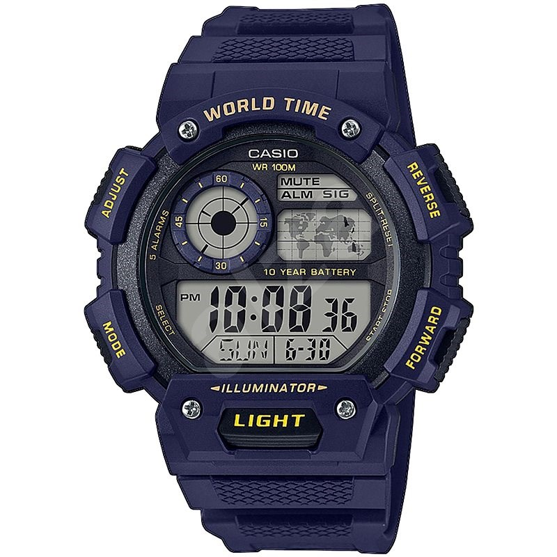 CASIO COLLECTION AE-1400WH-2AVEF - Pánské hodinky