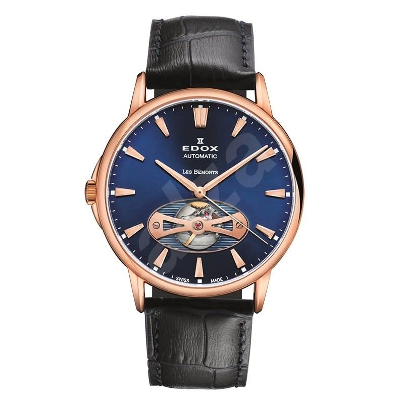 EDOX Les Bemonts 85021 37R BUIR - Pánské hodinky