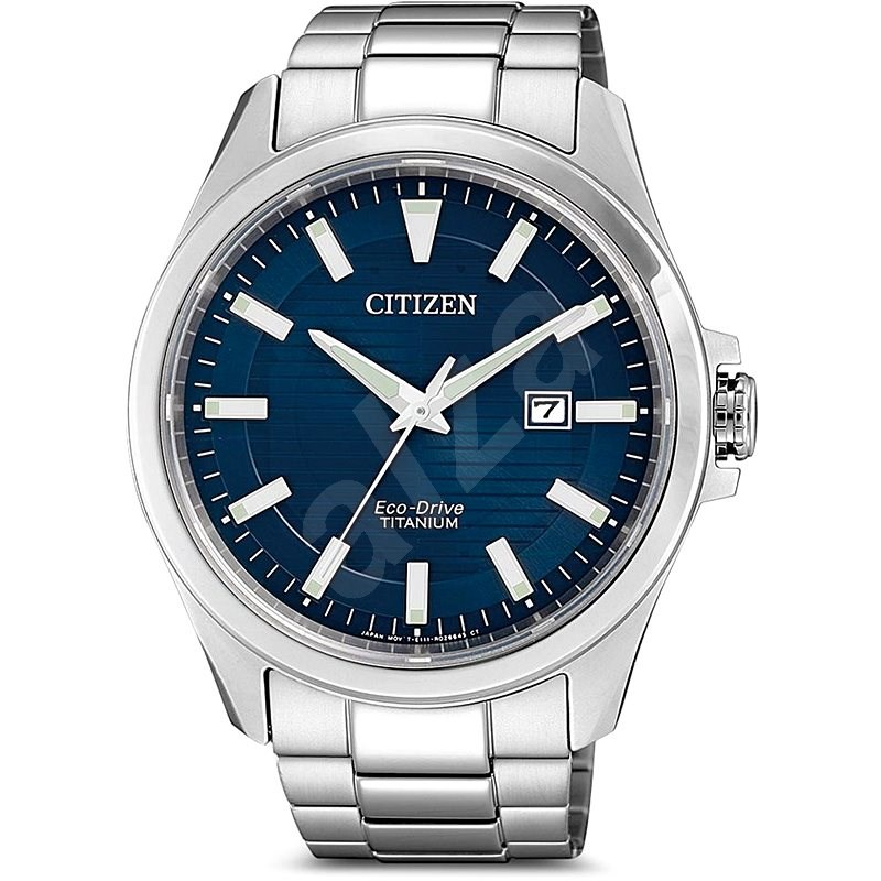 CITIZEN Super Titanium BM7470-84L - Pánské hodinky