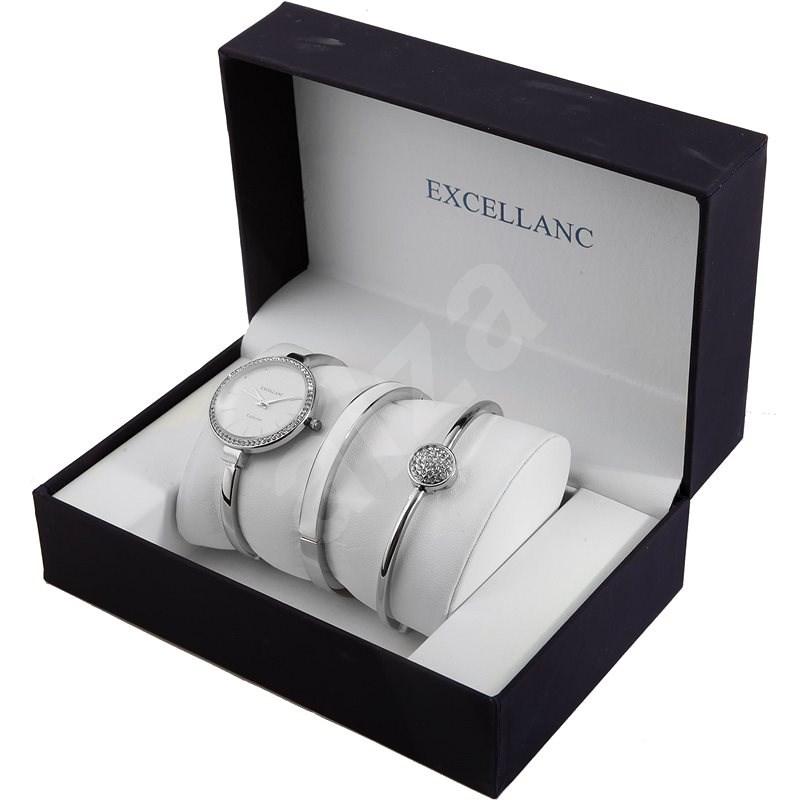 EXCELLANC 1800200-001 - Dárková sada hodinek