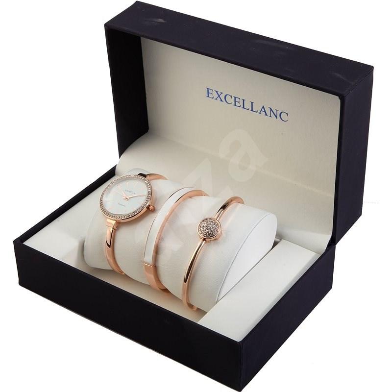 EXCELLANC 1800200-005 - Dárková sada hodinek