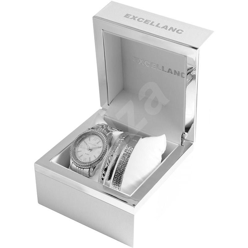 EXCELLANC 1800180-001 - Dárková sada hodinek