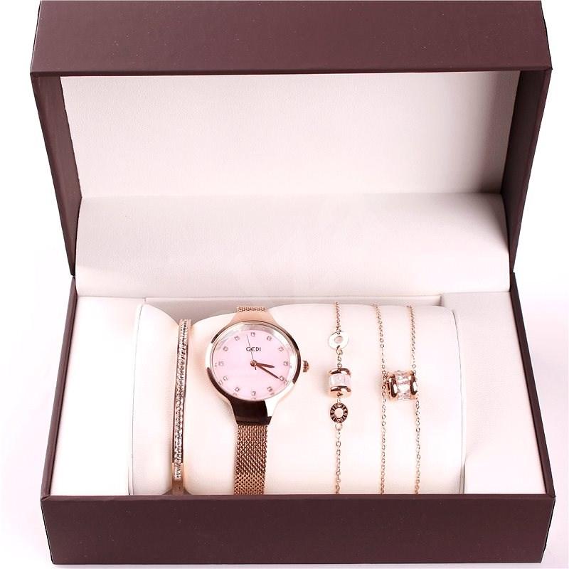 GEDI LADIES' FASHION JS91687 - Dárková sada hodinek