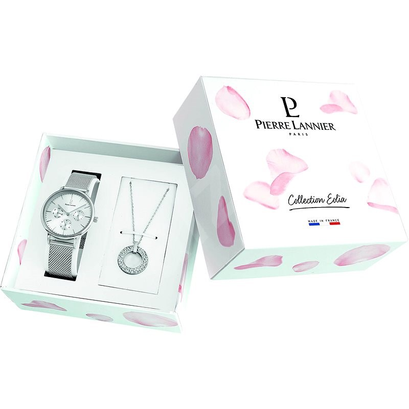 PIERRE LANNIER SYMPHONY 351G628 - Dárková sada hodinek