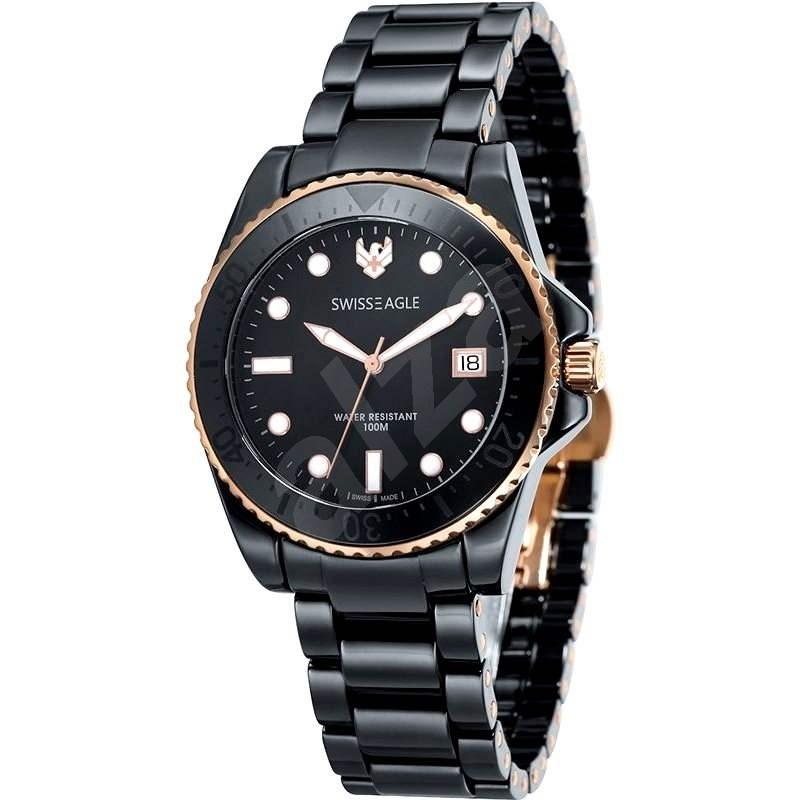 Swiss Eagle SE-9051-44 - Unisex hodinky