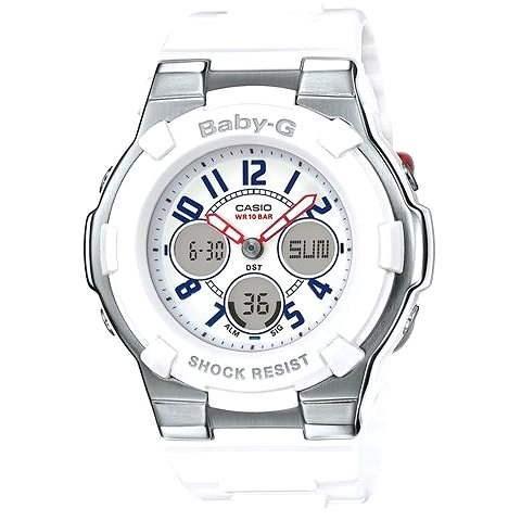Casio BGA 110TR-7B          - Dámské hodinky