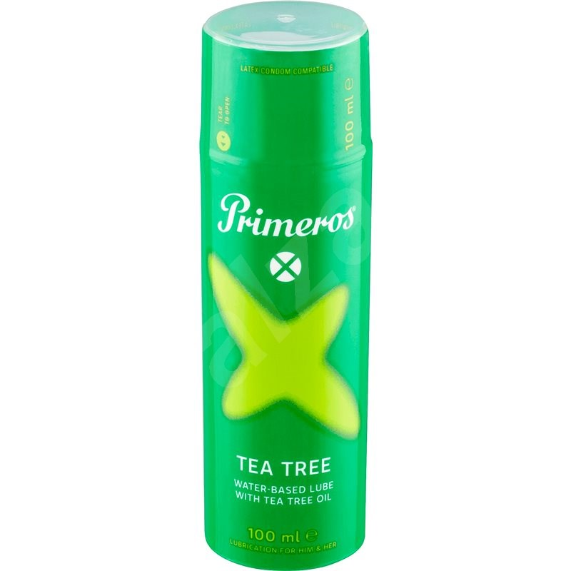 PRIMEROS Tea Tree 100 ml - Lubrikační gel
